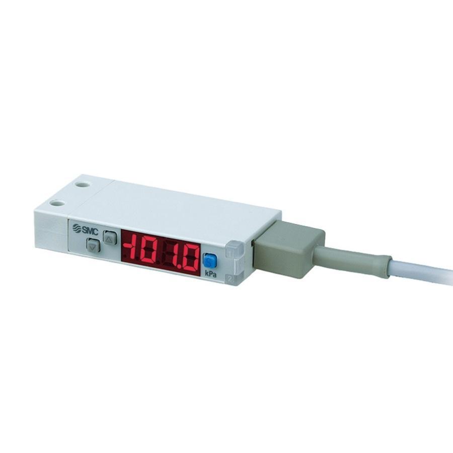 SMC ZSE10F-N01-C-G 薄形デジタル圧力スイッチ 連成圧用