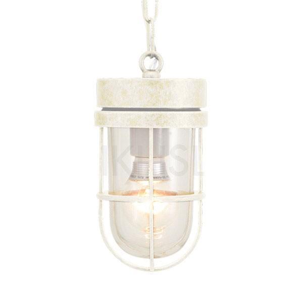屋外照明 玄関 照明 軒下 外灯 屋外対応 LED マリンランプ マリンライト ペンダントライトP6000 WAB CL LE 古白色 ガーデンライト真鍮製 照明器具