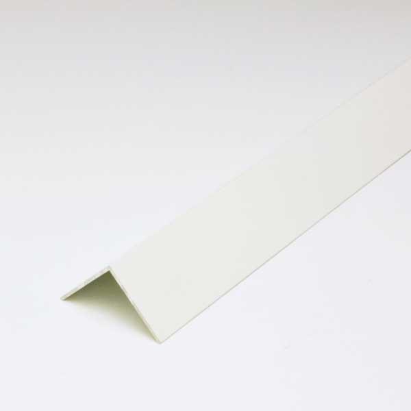 アルミアングル 薄口 0.8x9x9x3640mm 購買 ホワイト ※サービスカット対応商品です 当店一番人気