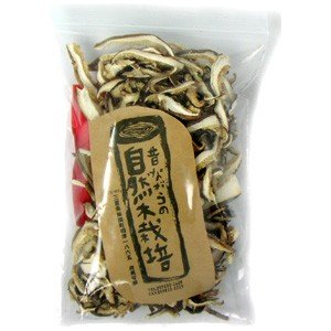 岩男さんの 原木栽培 天日干し椎茸スライス 45g|岩男さん|e-kanekoya