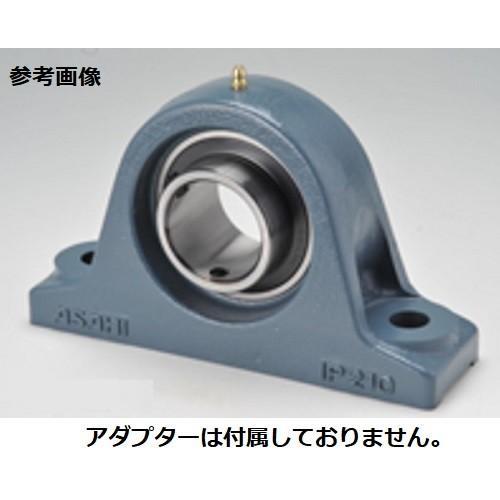旭精工 ピロー形ユニット CUKIP315C 鋳鉄製貫通カバー付
