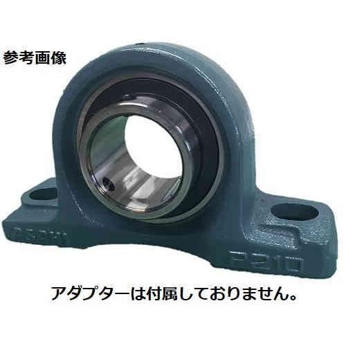 旭精工 ピロー形ユニット CUKP318CE 鋳鉄製軸端カバー付