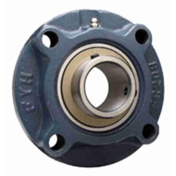 FYH UCFC216FC 印ろう付き丸フランジ形ユニット 鋳鉄製貫通カバー付き