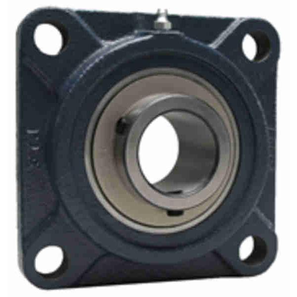 FYH UCFS318D 印ろう付き丸フランジ形ユニット 鋳鉄製軸端カバー付き