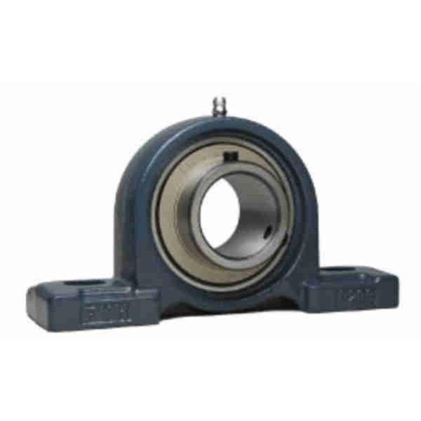 FYH UCP217FCD ピロー形ユニット 鋳鉄製軸端カバー付き