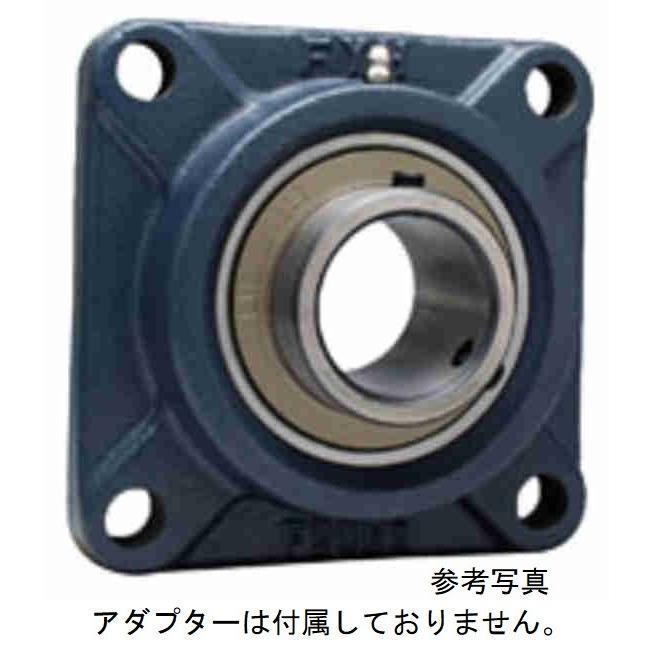 FYH UKFX20D 角フランジ形ユニット 鋼板製軸端カバー付き