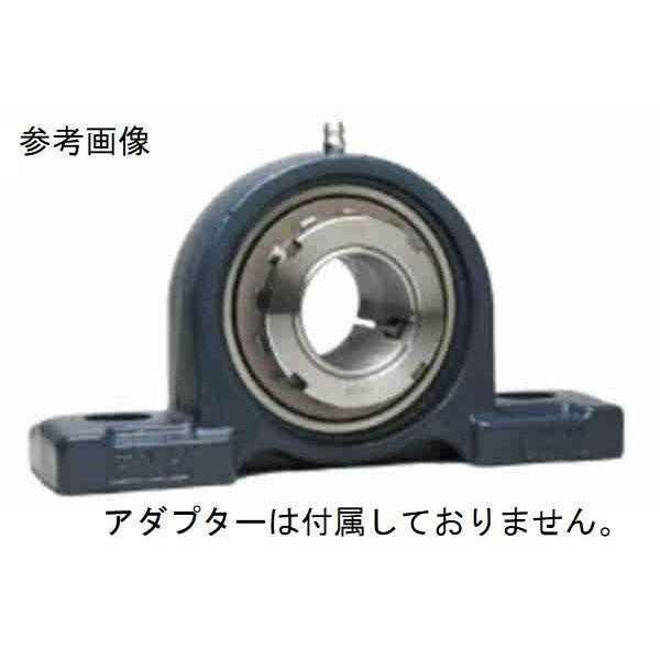 FYH UKP218FC ピロー形ユニット 鋳鉄製貫通カバー付き