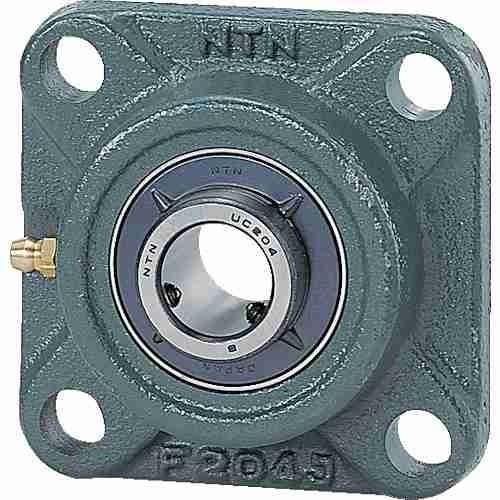 NTN UCF328D1 ベアリング ユニット(円筒穴形止メネジ式) 軸径140mm 全長450mm 全高450mm
