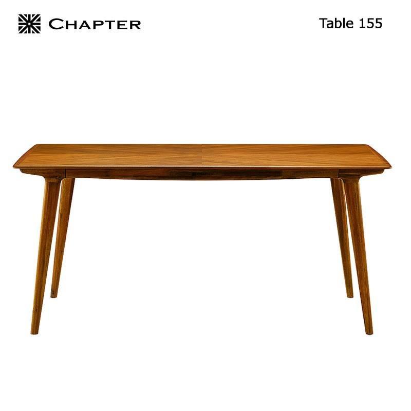 英国スタイル家具 CHAPTER・チャプター ダイニングテーブル・食卓 155 送料無料