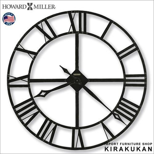 ハワード ミラー 壁掛け時計 Lacy 625-372