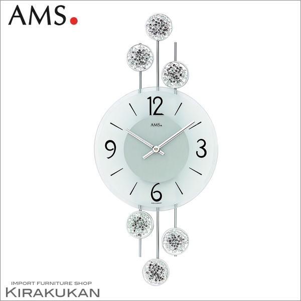 壁掛け時計 AMS(アームス社ドイツ製) AMS-9440