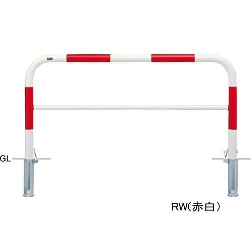 メーカー直送 サンポール アーチ 交換用本体のみ φ60.5(t2.8)×W1500×H800mm カラー:白 [FAH-7SK15-800(W)HONTAI]
