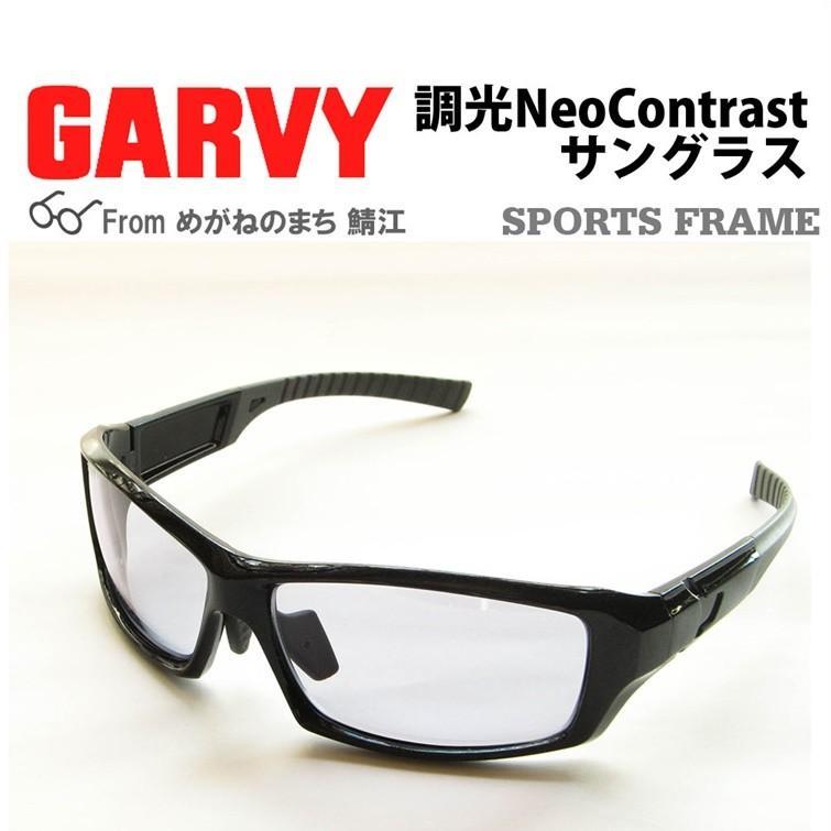 【税込・送料無料】 アウトドア誌「GARVY」コラボサングラス アウトドア が120%楽しくなる スポーツ フレーム ドライブ サングラス メンズ 調光 レンズ 調光Neo