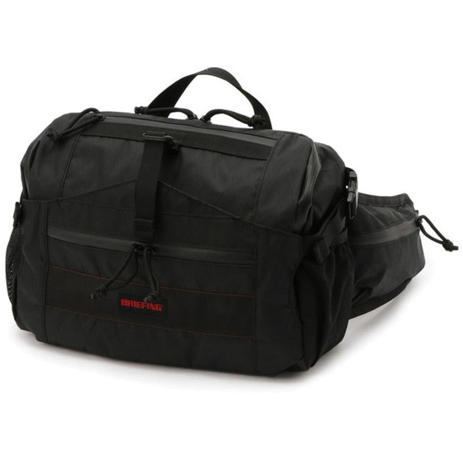 ブリーフィング BRIEFING FANNY PACK L XP [Active Lifestyle Gear] ウエストポーチ ヒップバッグ 鞄 かばん バッグ アウ