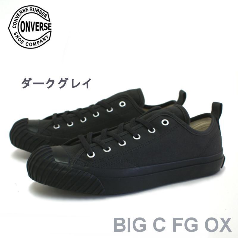 コンバース レディーススニーカー CONVERSE ビッグC BIG C FG OX e-minerva 03