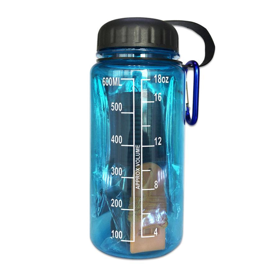 防災グッズ 非常用持ち出しセット コンパクトで便利な【5点セット】 エマージェンシーボトル(LEDタイプ)|e-mono-base|02