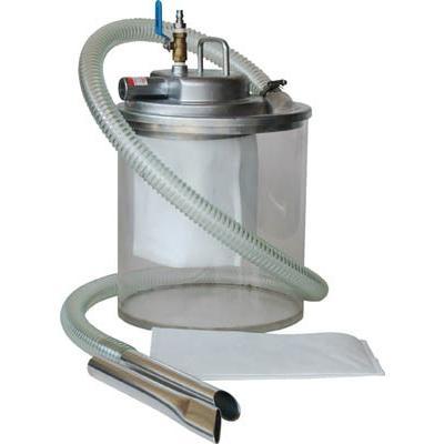 アクアシステム エア式掃除機 乾湿両用クリーナー(オープンペール缶用)(乾湿両用)