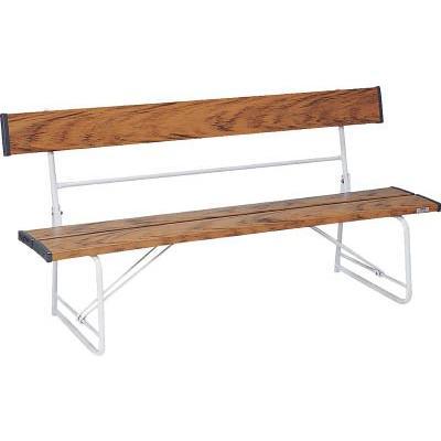 折りたたみ式背付きベンチ 1500木調 折りたたみ式背付きベンチ 1500木調 折りたたみ式背付きベンチ 1500木調 045