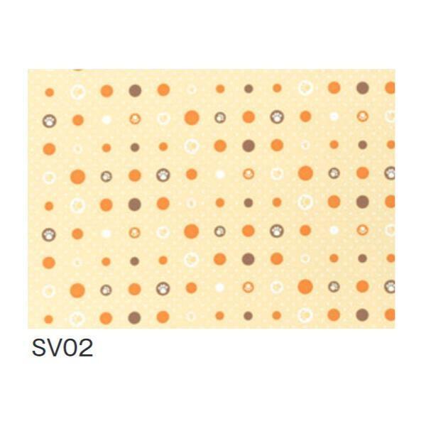 富双合成 クッションフロア 消臭ビニールマット(置き敷き専用) 約92cm幅×20m巻 SV02 代引き・同梱不可