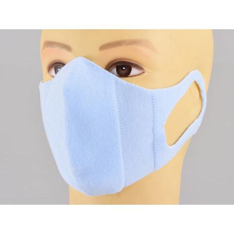 デイトナ(DAYTONA)HBV-028 シームレスマスク ペールブルー/17804 e-net