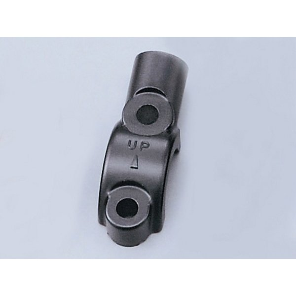 デイトナ(DAYTONA)ニッシン(NISSIN) ラジアルブレーキマスター用ミラーホルダー ブラック[36206] e-net