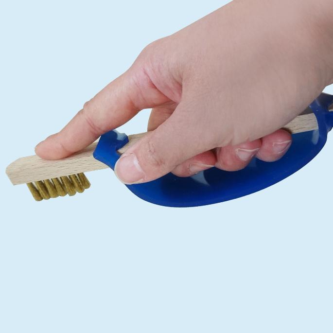 ガム掃除 ガム取り道具4点セット|e-ogino1|06