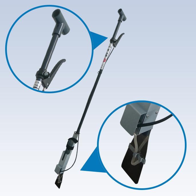 ガム掃除 レバー式ガム取り棒セット|e-ogino1|02