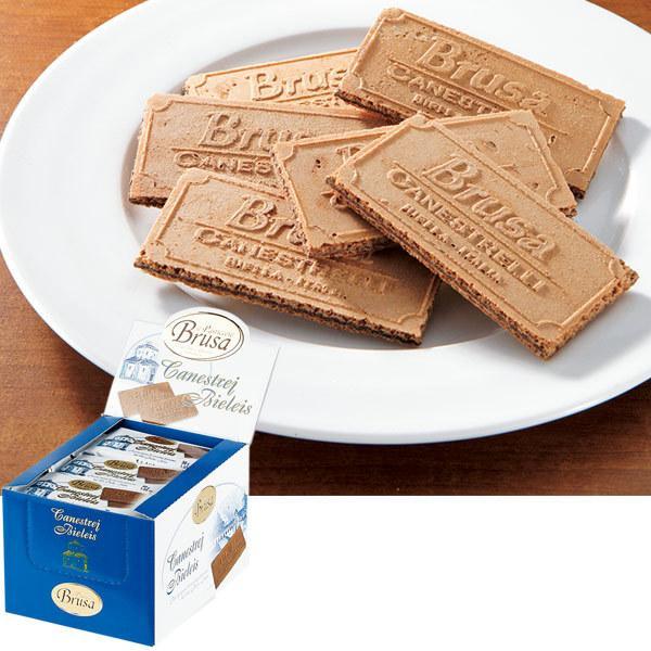 ブルーザ ダークチョコウエハース18袋セット