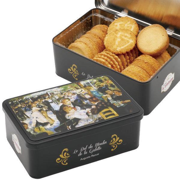 ラ・トリニテーヌ 缶入りクッキー