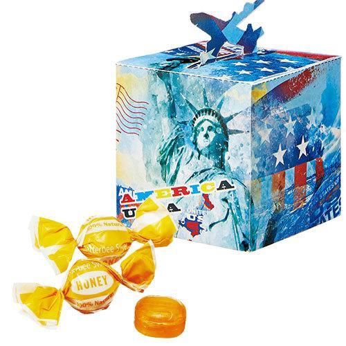 アメリカ ハニーキャンディ6箱セット