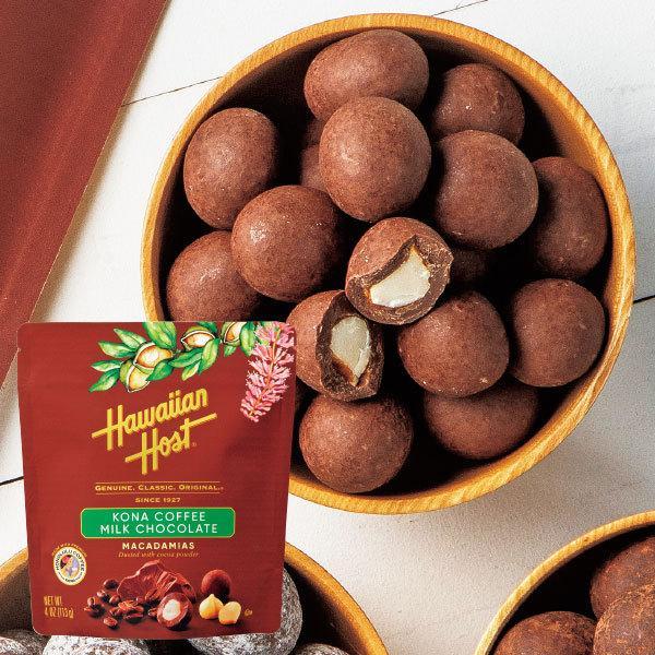 ハワイアンホースト パラダイス コナコーヒー マカデミアナッツチョコ 1袋