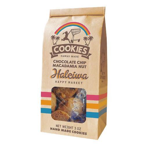 ハレイワ マカダミアナッツ&チョコチップクッキー 1袋