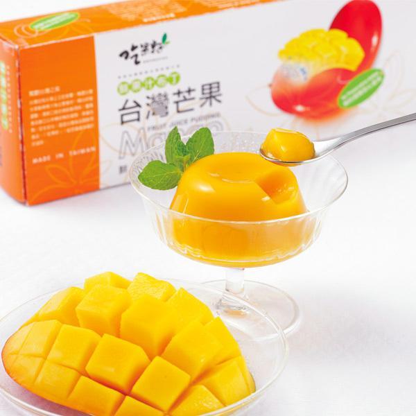 台湾ジューシーマンゴープリン1箱