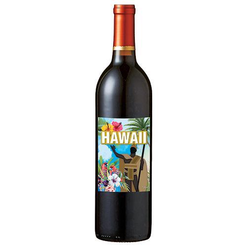 ハワイアン赤ワイン1本