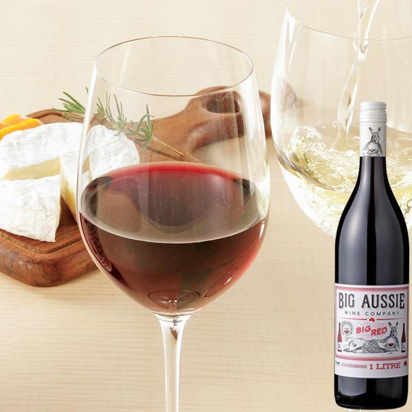ビッグオージー 赤ワイン 1000ml