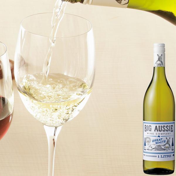 ビッグオージー 白ワイン 1000ml