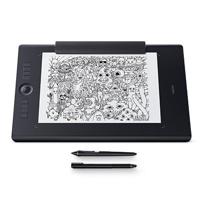 ワコムペンタブレット Wacom Intuos Pro Paper Edition Large PTH-860/K1 / ワコム