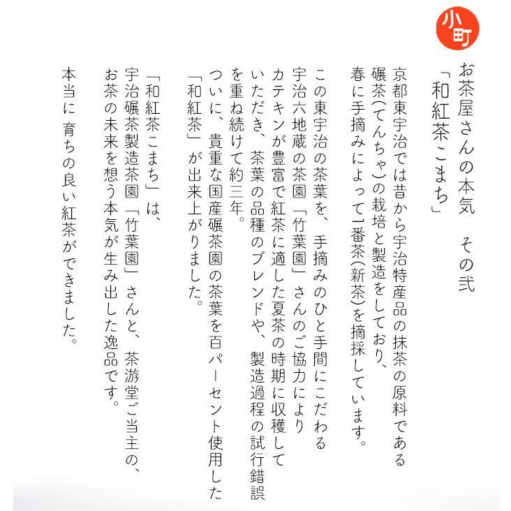 小町のおいしい煎茶 姉妹店小町オリジナル 100g/袋 e-shop-selection 06