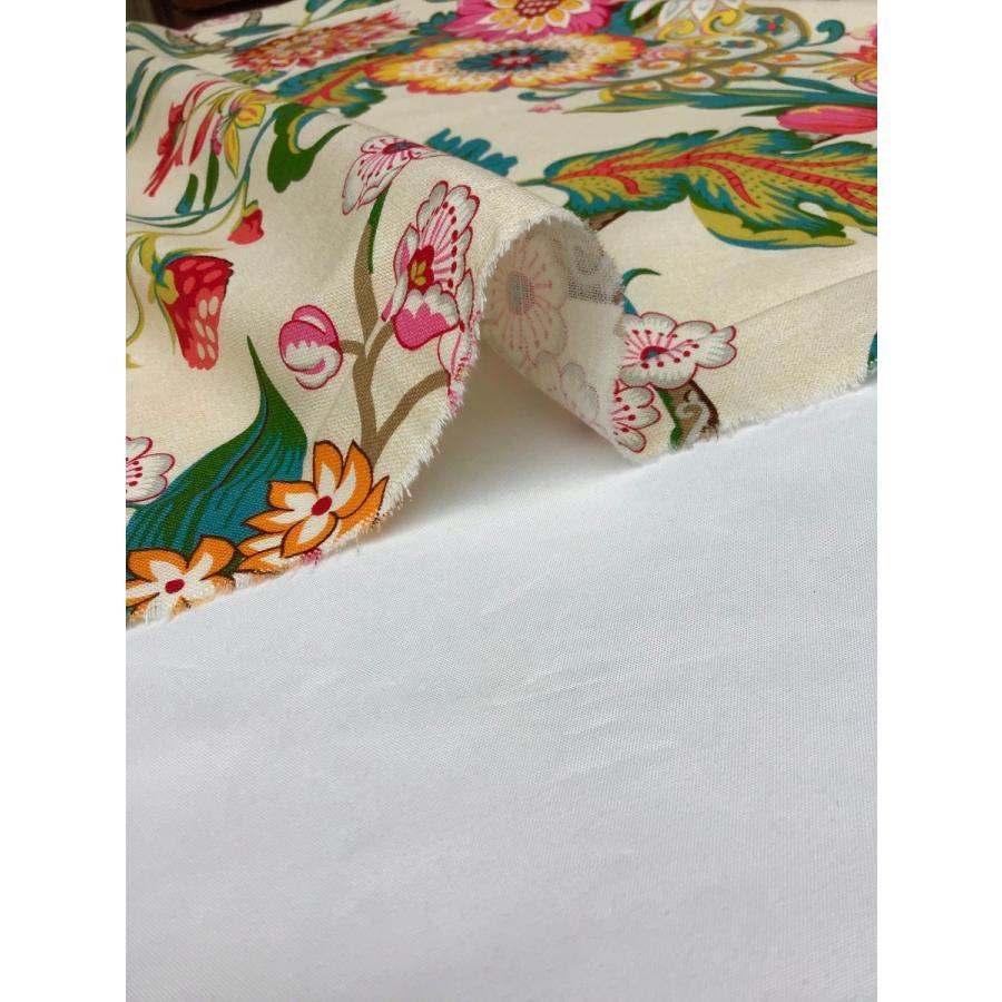 USA輸入生地・インテリアファブリック・カルトナージュ GRACEFUL GARDEN P/KAUFMANN|e-son-fabric|05