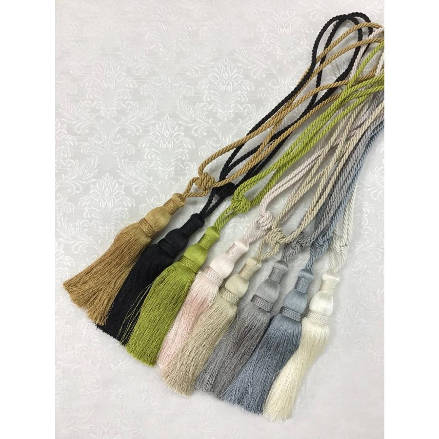 カーテンタッセル e-son-fabric