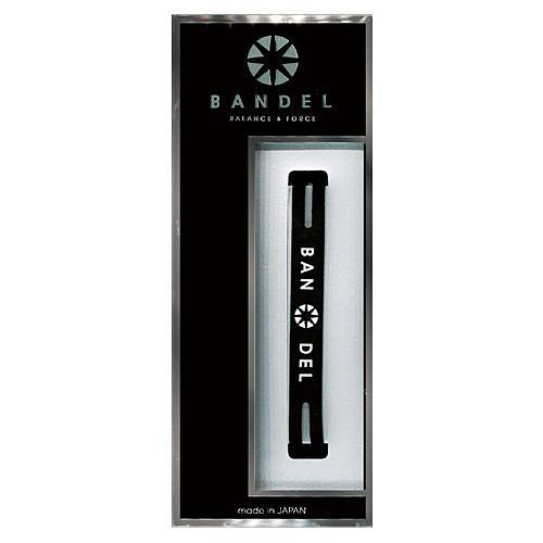 BANDEL ストリング ブレスレット ブラック e-tee 03