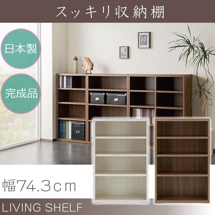 スッキリ収納 棚 シンプル 壁面収納 壁面収納 壁面収納 北欧 日本製 送料無料 a25