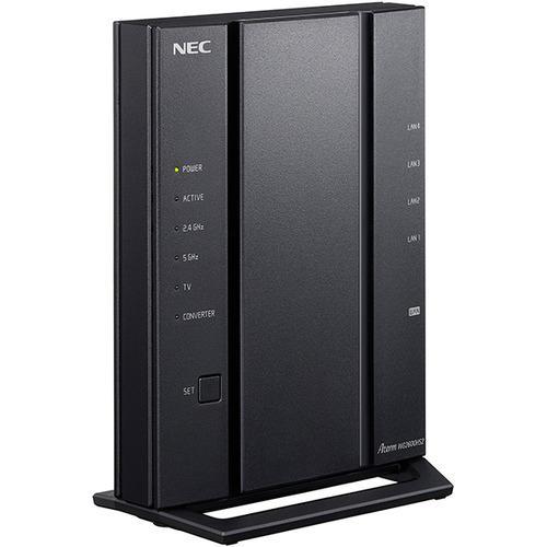 NEC PA-WG2600HS2 無線LANルータ Aterm 4ストリーム 4×4スタンダードモデル|e-wellness