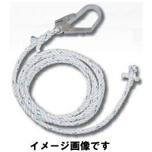 母線ロープ15m(藤井電工)昇降時専用の垂直親綱