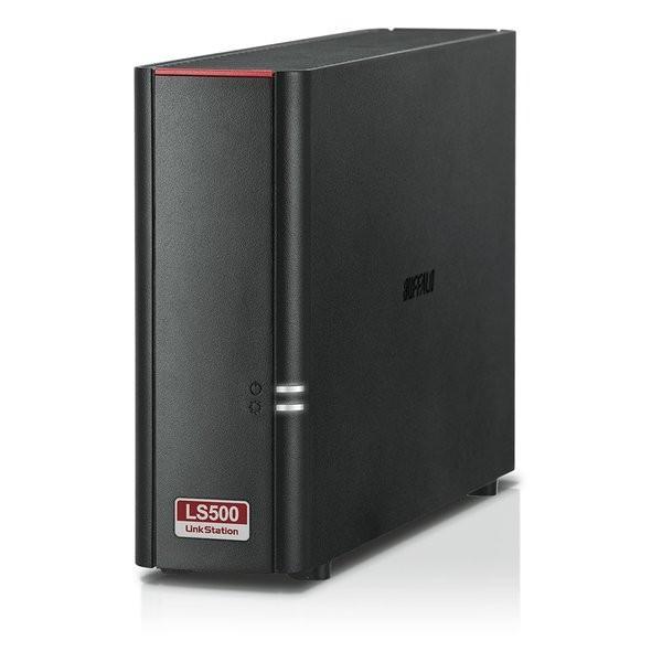 BUFFALO バッファロー NAS 4.0TB LS510D0401G (2466047)  送料無料
