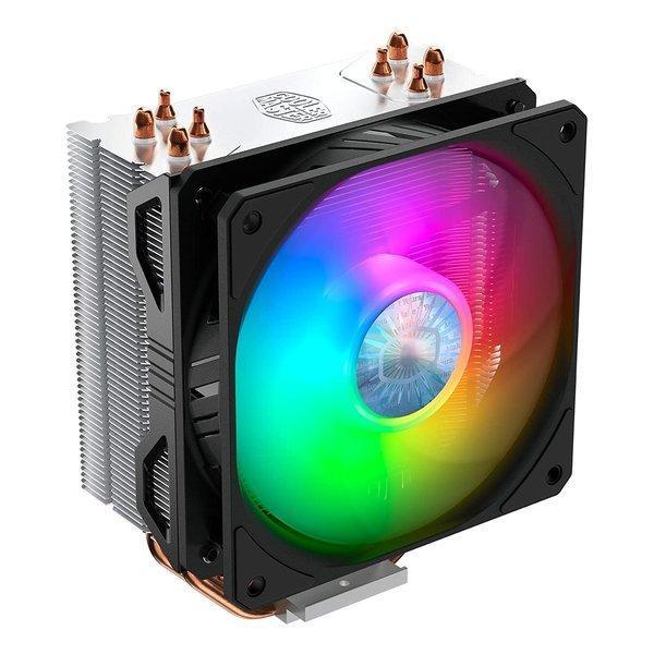 Cooler Master クーラーマスター Hyper 212 ARGB セール CPUクーラー 送料無料 2512008 RR-2V2L-18PA-R1 サイドフロー型 感謝価格