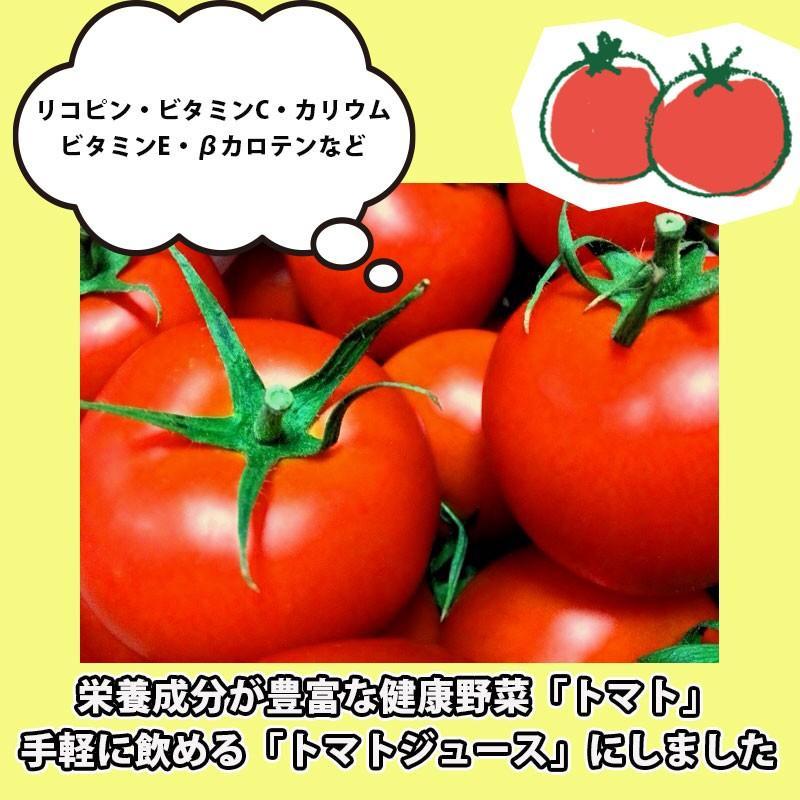 【ぜいたくトマトのトマトジュース】長野県産果汁100%/無塩・無添加・無調整/ストレートジュース/濃厚で旨味のあるぜいたくトマト/720ml2本箱入|e1093net|02