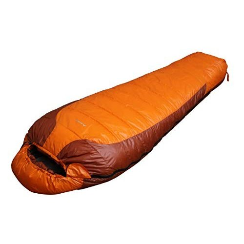 MerMonde (メルモンド) 寝袋 冬用 ダウン FP650 [最低温度 -20] シュラフ マミー型 コンパクト [ アウトドア/キャンプ/
