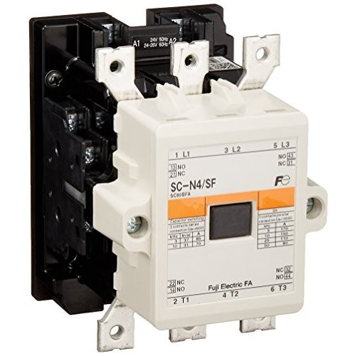 富士電機機器制御 高周波用電磁接触器 接続板なし AC24V SC-N4/SF コイルAC24V