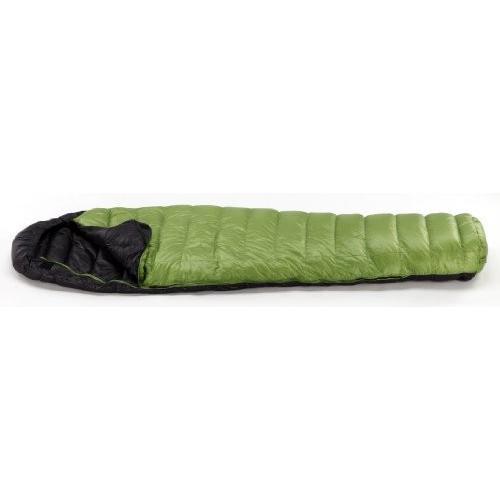 イスカ(ISUKA) 寝袋 エア 280X グリーン [最低使用温度2度]